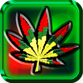 Weed Live Wallpaper Magic Smoke