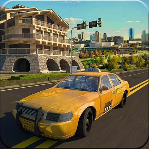 City Taxi Simulator 2016