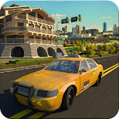 City Taxi Simulator 2016