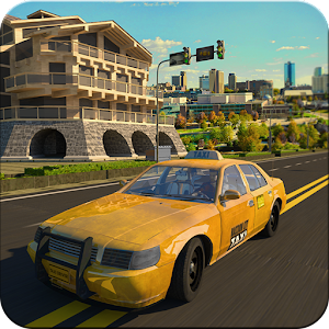 City Taxi Simulator 2016 for PC and MAC