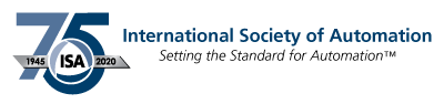 75th ISA Logo