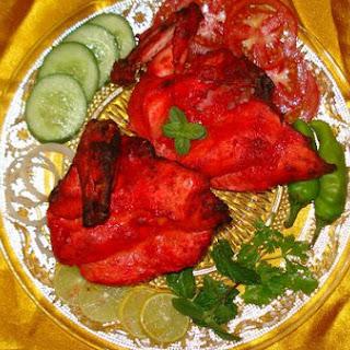 Punjabi Tandoori Chicken