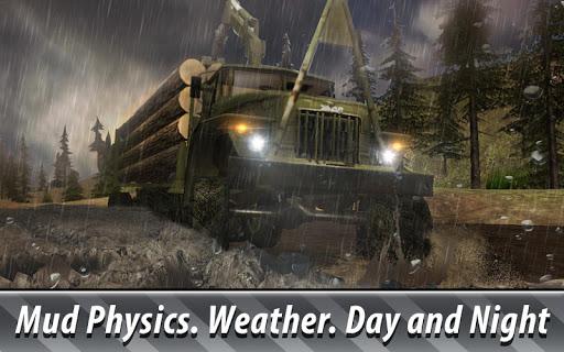 Logging Truck Simulator 2 apkpoly screenshots 3
