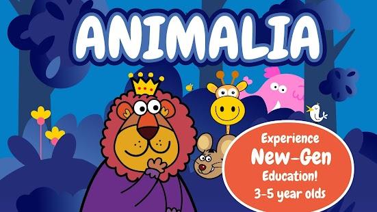 Animal Games Story Sounds Kids screenshot 1