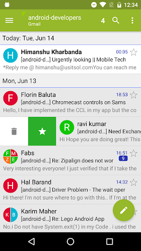 Aqua Mail Pro 1.6.2.7 Final Stable APK