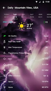 Weather Forecast 1.0.7.9 APK with Mod + Data 2