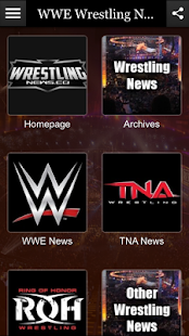 Wrestling News- screenshot thumbnail