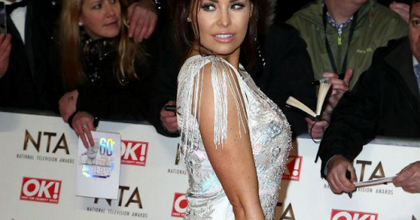 Jess Wright is dating Giovanni Pernice