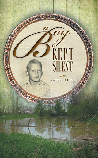 A Boy Kept Silent cover