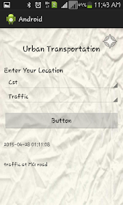 Urban transportation - User screenshot 2