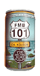 Figueroa Mountain 101 California Kolsch
