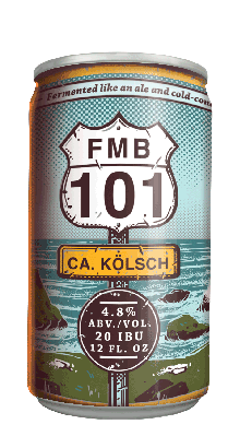 Logo of Figueroa Mountain 101 California Kolsch