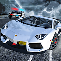 Racing Challenger Highway Police Chase:Free Games icon