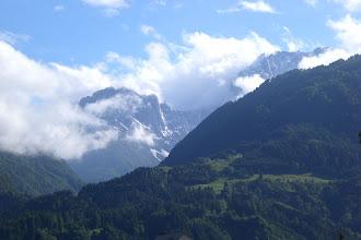 Photo: Die Berge.....