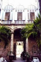 Photo: #013-La Havane-Le palacio del Segundo Cabo