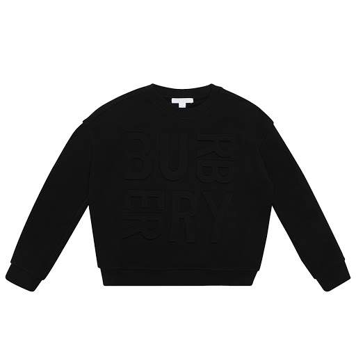 Primary image of Burberry Embossed Logo Sweatshirt