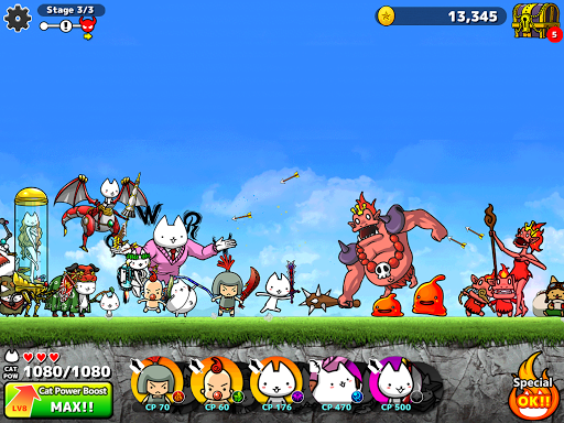 Cats the Commander  screenshots 12