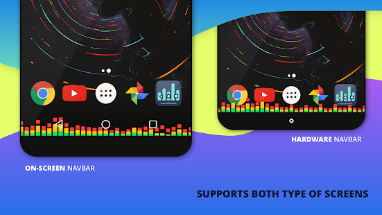 Muviz – Navbar Music Visualizer Screenshot