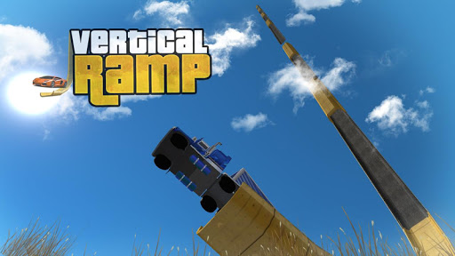 Vertical Ramp Impossible 3D apkpoly screenshots 8