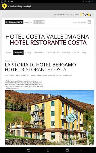 Hotel Bergamo BG