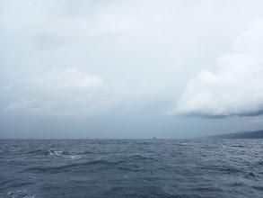 Photo: 雨雲大接近!!