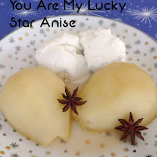 You Are My Lucky Star Anise.