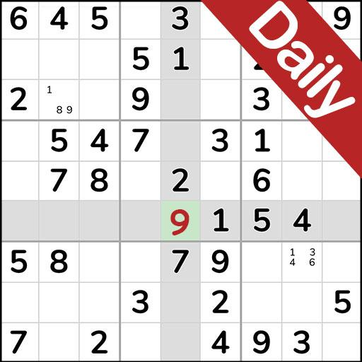 Free sudoku daily puzzle game