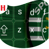 Keyboard Go: Sporting