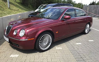 Jaguar S Type Rent Fyn