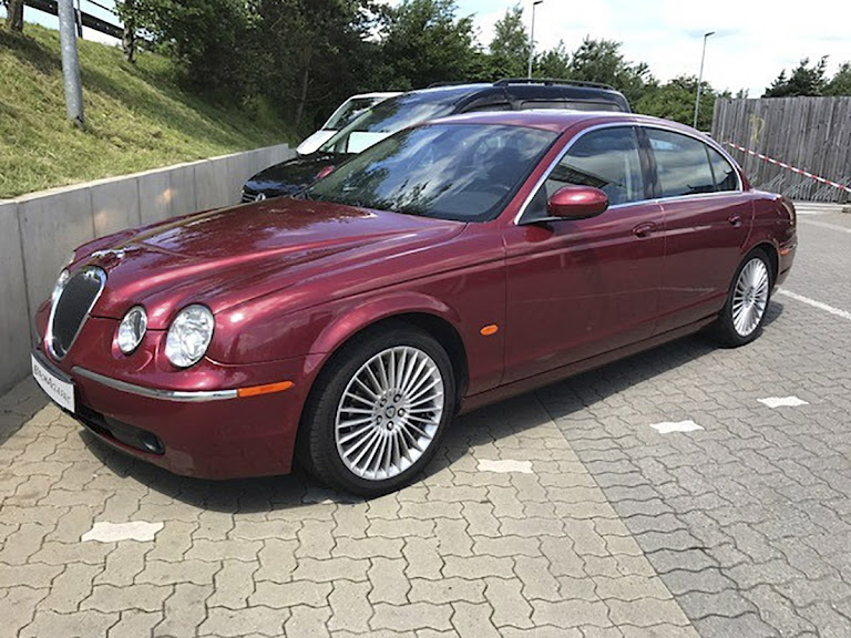 Jaguar S Type Hire Holsted