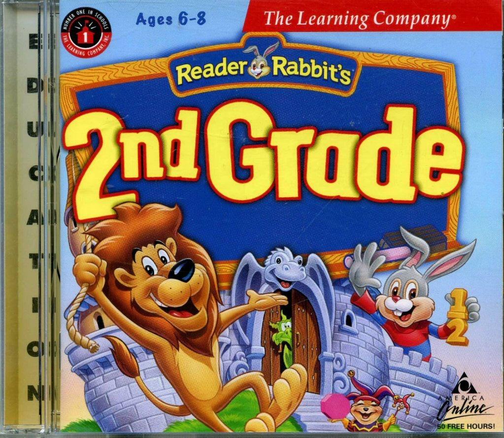 Video Game Reader Rabbit S 2nd Grade Google Arts Culture Reader rabbit grade online free