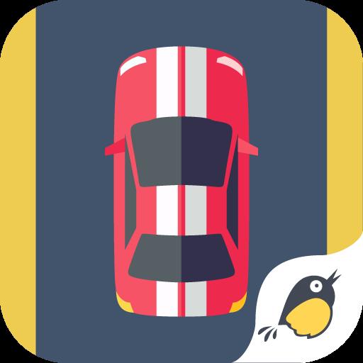 赛车游戏の合計ドリフト:交通マスター LOGO-記事Game