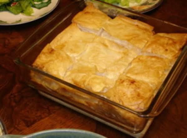 Spinach Pie (spanakopita Casserole) Recipe