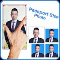 Passport Size Photo Maker App icon