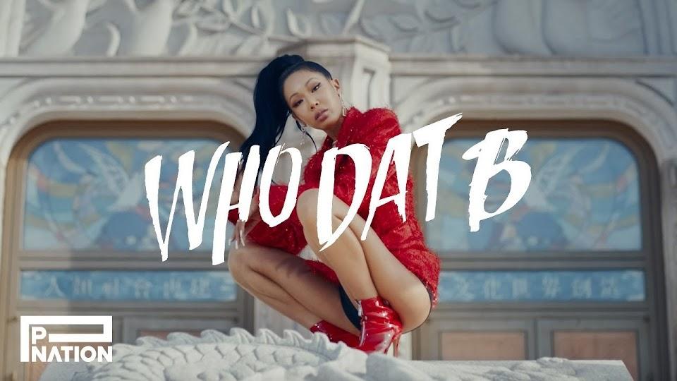 Jessi-Who Dat B
