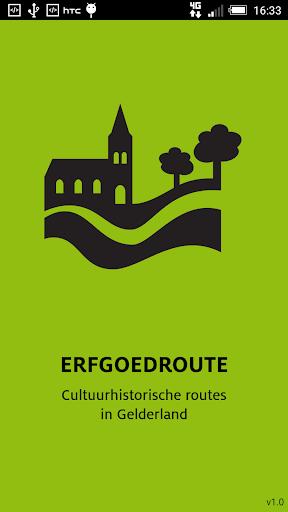 Erfgoedroute Gelderland