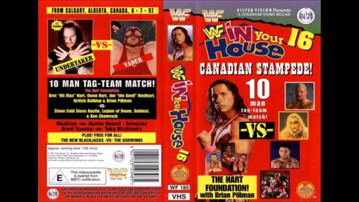 TJR Retro: WWF In Your House – Canadian Stampede 1997 Review
