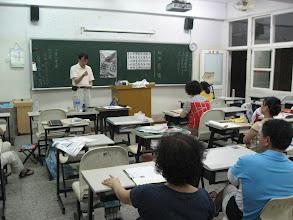 Photo: 20110919頭份(一)山水有情—中國山水畫初探 002