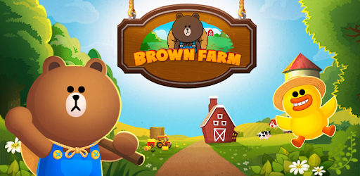 Come chill with Brown and create your own farm!