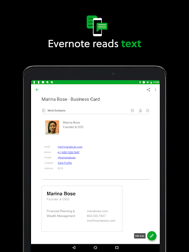 Evernote - Notes Organizer & Daily Planner screenshot 23