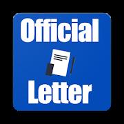 Official Letter Format