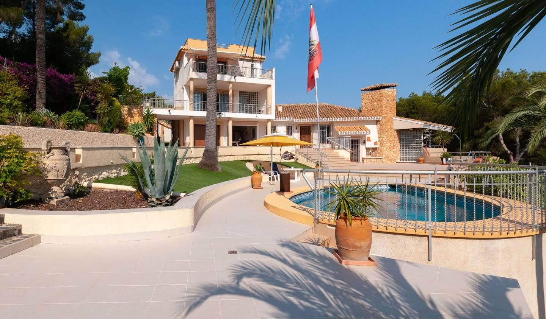 Maison avec piscine et terrasse Dehesa de Campoamor