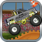 Car Hill Climb Race