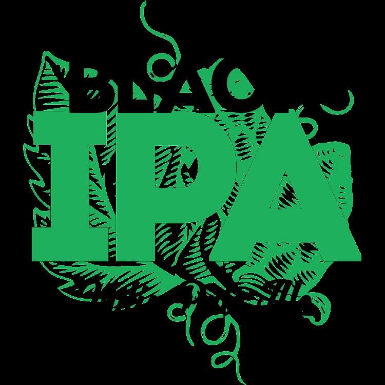 Logo of Lazy Magnolia Black IPA