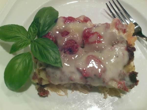 Lindylu's Sauerkraut Casserole Recipe
