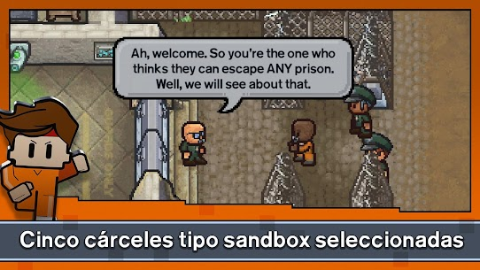 The Escapists 2: Fuga de bolsillo 3