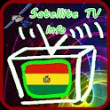 Bolivia Satellite Info TV icon