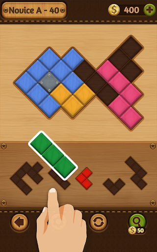 Block Puzzle Games: Wood Collection 1.1.7 screenshots 4