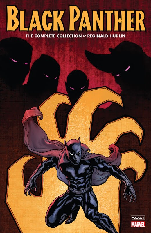 Black Panther by Reginald Hudlin: The Complete Collection (2017) - complete