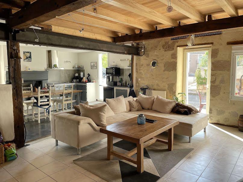 Vente maison 5 pièces 150 m² à Castillonnès (47330), 113 400 €